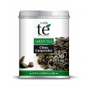 "TÉ VERDE "" CHINA GUMPOWDER """