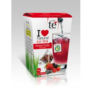 "ICE TEA  "" FOREST FRUITS """