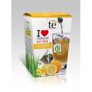 "ICE  TEA  "" COOL LEMON """